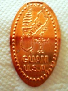 GUAMの想い出のひとつ。。。記念デス(^.^)/