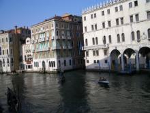 ベネツィア街並み