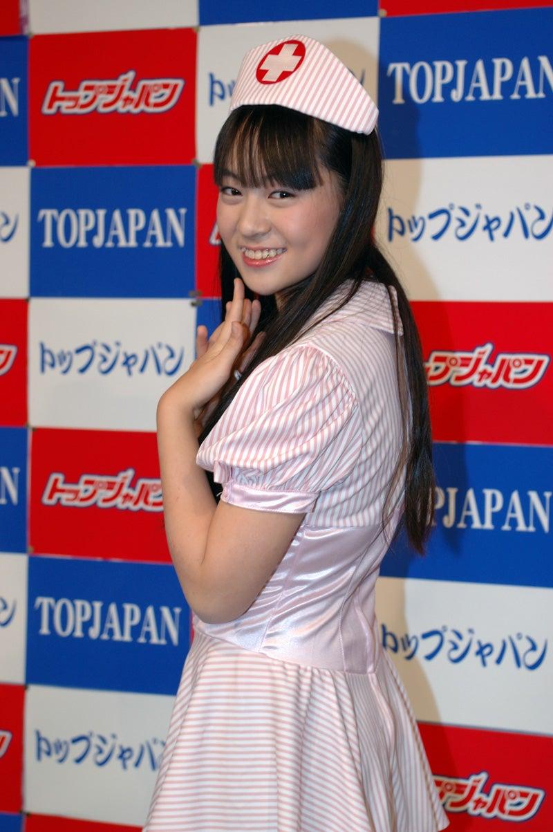 洋服が素敵な小林万桜さん