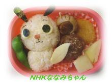 NHKななみちゃん弁当