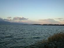 DROP KICKS-琵琶湖