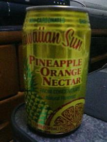 Pineapple Orange Nectar