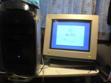 新Mac PowerPC G4 Dual 450Mhz