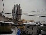 2月6日広島市も雪