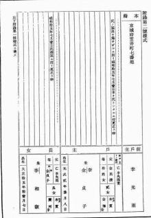 朝鮮総督府訓令第七十七号3