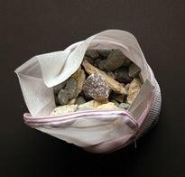 岩盤浴家庭用温泉セット袋