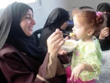 国際協力&情報 BLOG-GazaBabiesHungerByIsraeliOccupation