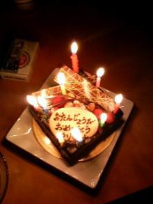 義くんがくれたケーキ.JPG