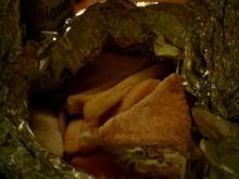 打包サンドイッチ2