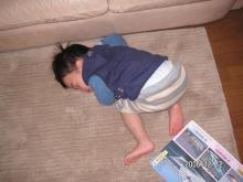 眠い~~っ