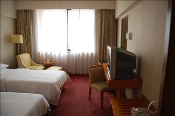 ランドマークタワーホテル部屋内部