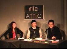 ATTIC blog-屋根裏ジオ・TV1