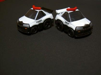 GT-R patrolcar