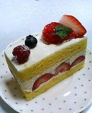 名古屋マリオットアソシアホテル・ショートケーキ