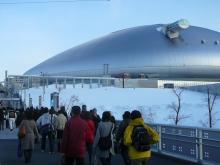 「試される大地北海道」を応援するBlog-ドーム