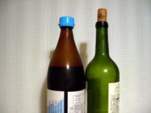 だし醤油とワイン