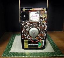 SONYのトランジスターラジオ