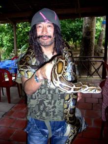 0712アキラ蛇