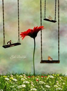 Little Butterfly for Gaza