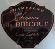 Elegance de Bricout 1985