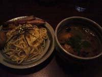 桜花 つけ麺