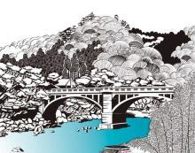 那珂川・境橋