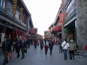 古文化街 今