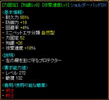 RELI姫のおてんば(?)日記-ショルパ