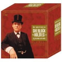 SHERLOCK HOLMES -DVD BOX