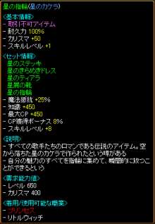 RELI姫のおてんば(?)日記-指輪
