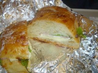 洛陽荘 サンドイッチ