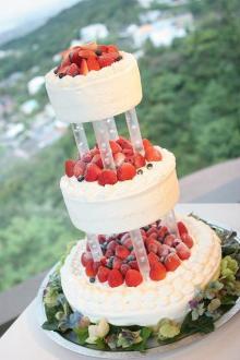 ケーキ全貌