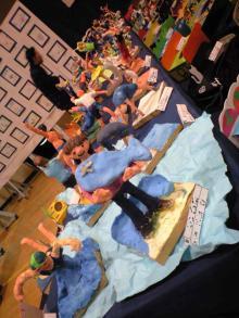 グレースケアのとんち介護教室-お人形の国