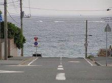 海が見える景色