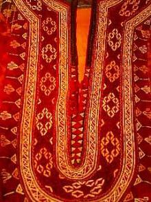 アフガニスタン刺繍