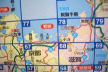 若狭湾地図