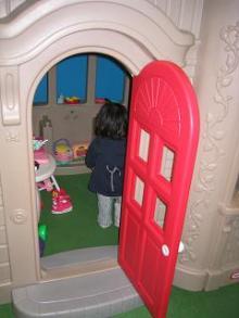 おもちゃのお家