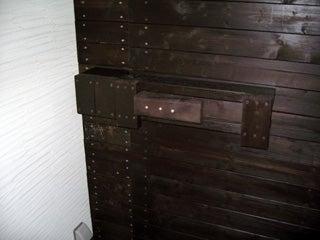 物置部屋 鍵