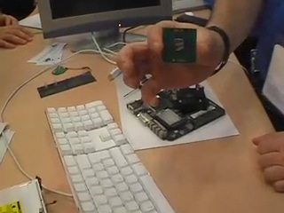 Mac mini - CPU exchange
