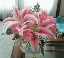 flowers for r's parents