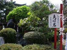 三光稲荷神社境内