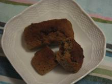 黒ゴマきなこケーキ