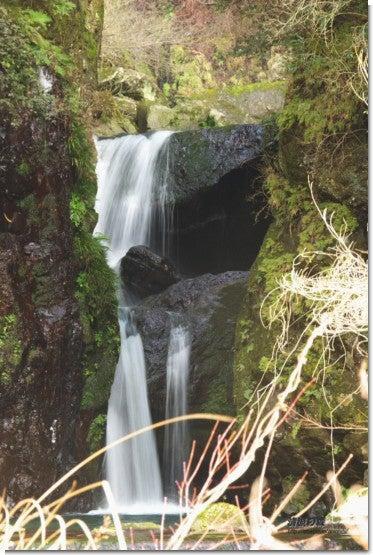 碧流の滝下段