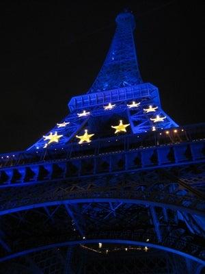 きょんのたわごと-Eiffel1