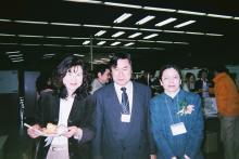 熊谷めぐみさんと栗本薫さん