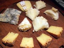 食べて飲んで観て読んだコト-バンビーノチーズ