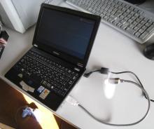 sRolive-USB扇風機