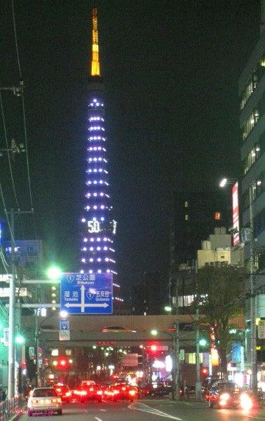 ダイヤモンドヴェール 東京タワー