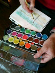 la palette