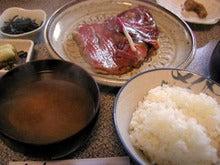 煮魚定食(きんめ)